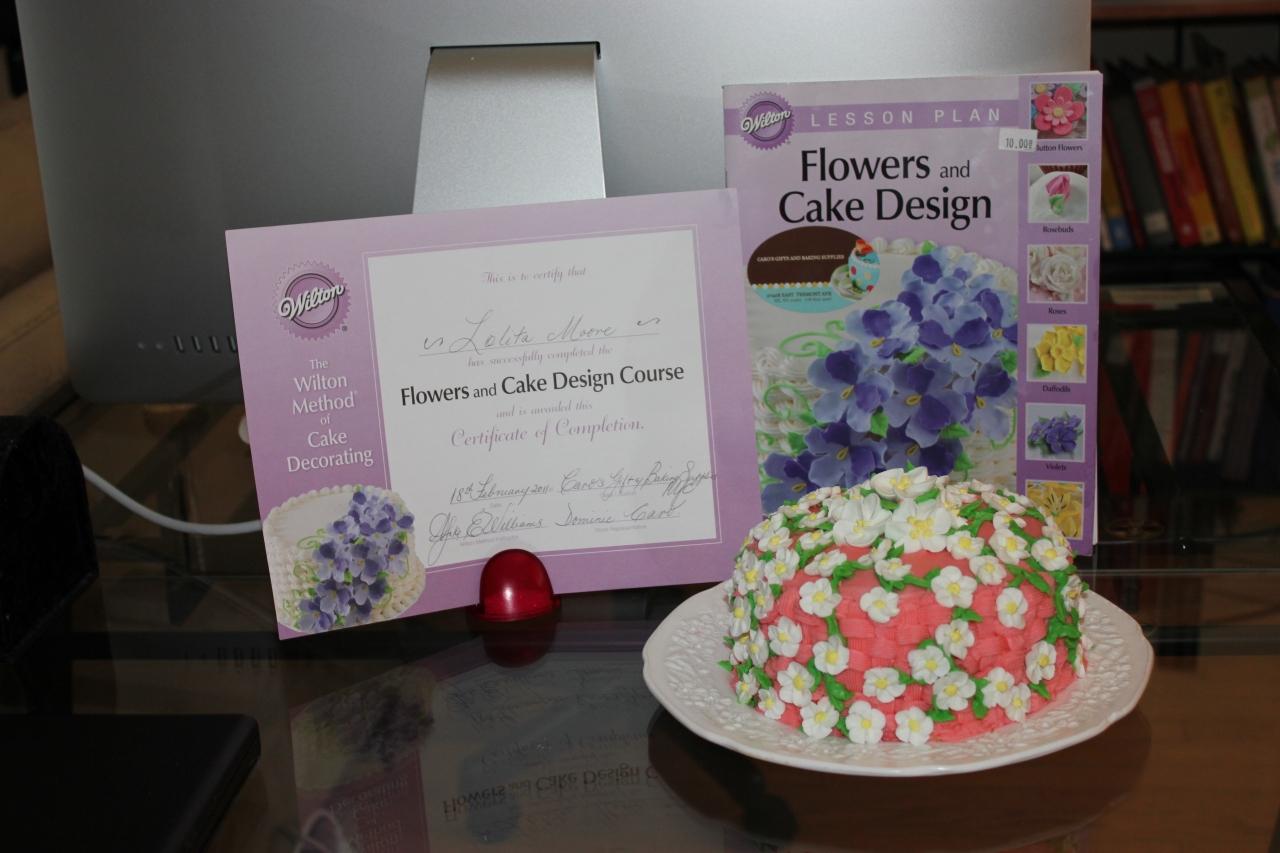 Level 2 Cake